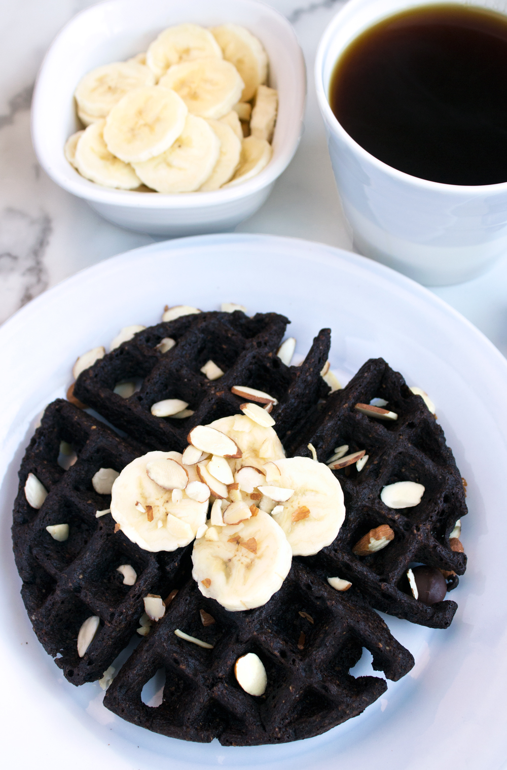 Espresso Waffles | Recipe by Lauren Gaskill